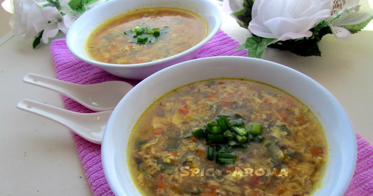 how to make hot and sour soup indian