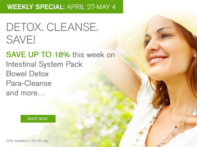 cleansing sale
