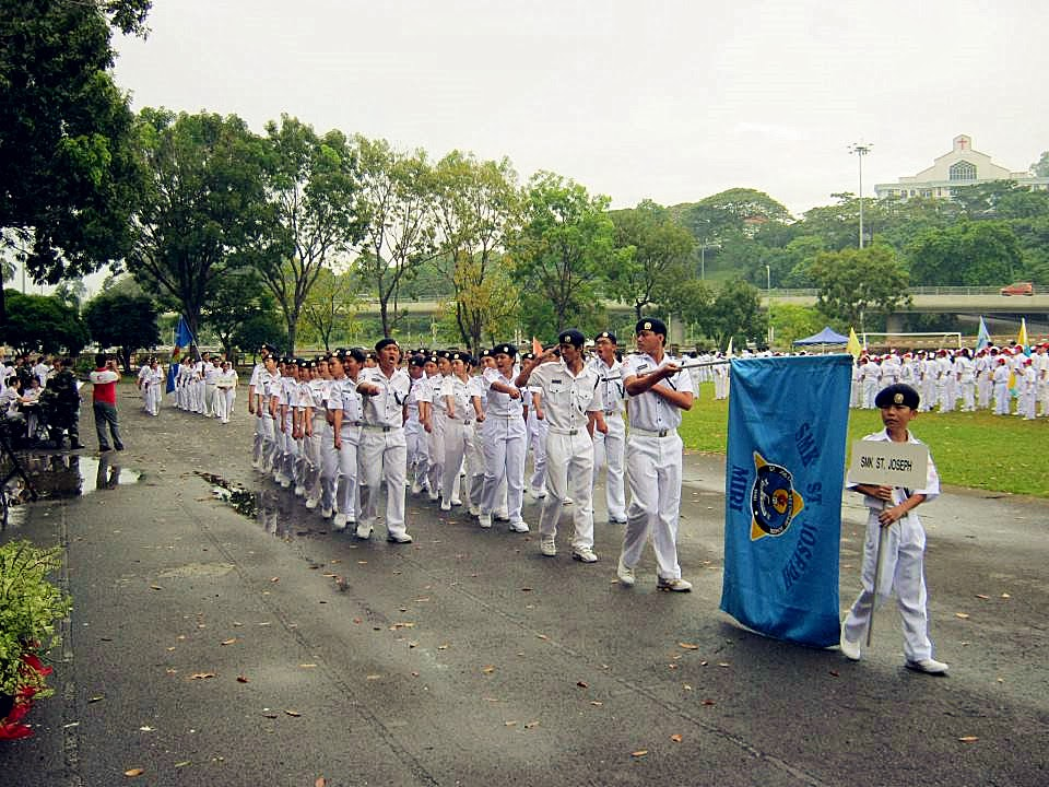 Annual Parade 2012