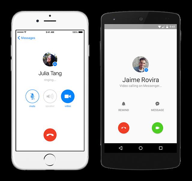 Facebook hứa hẹn chất lượng cuộc gọi luôn được đảm bảo