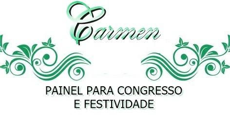 Carmen Painéis para Congresso e Festividade