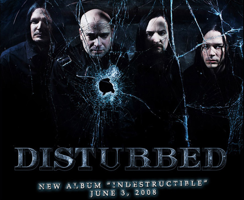 Disturbed Greatest Hits