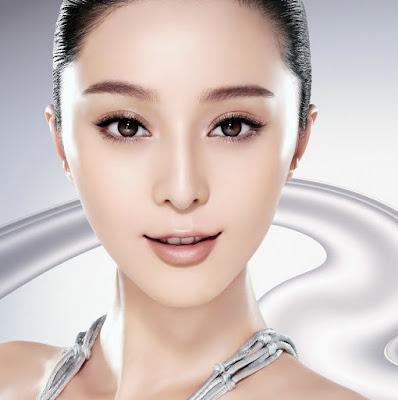 Rostros Bonitos de mujeres de China Fan Bingbing