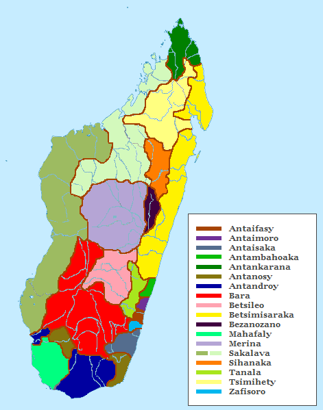 What Are Some Natural Resources In Madagascar