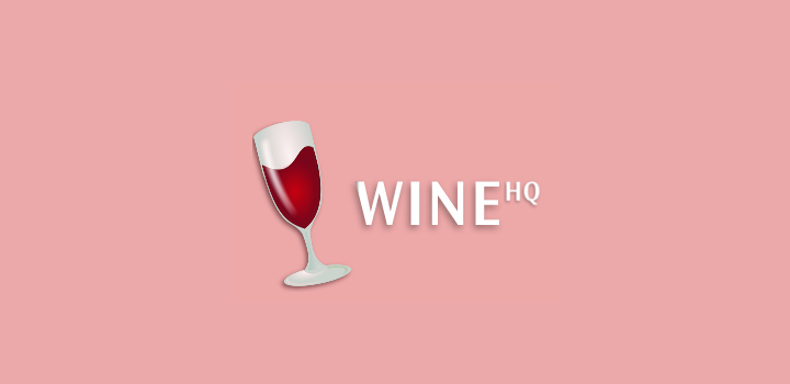 Logo do WineHQ