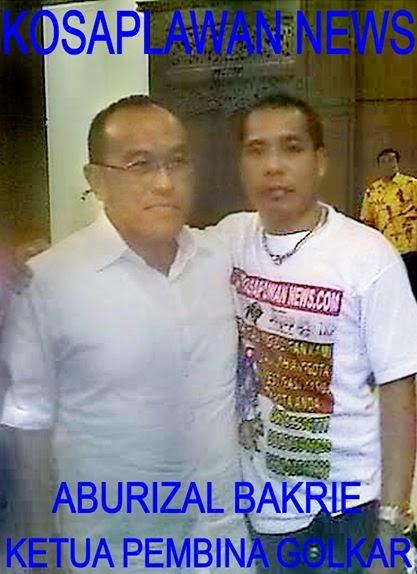 ABURIZAL BAKRIE ( Ketua Pembina Partai Golkar )