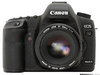 DSLR CANON EOS 5D Mark Kit II