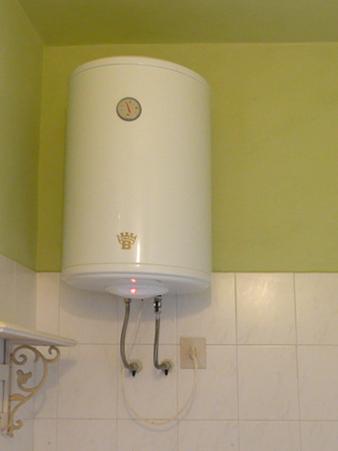 Ecomondo giugno 2013 - Non esce acqua calda dallo scaldabagno ...