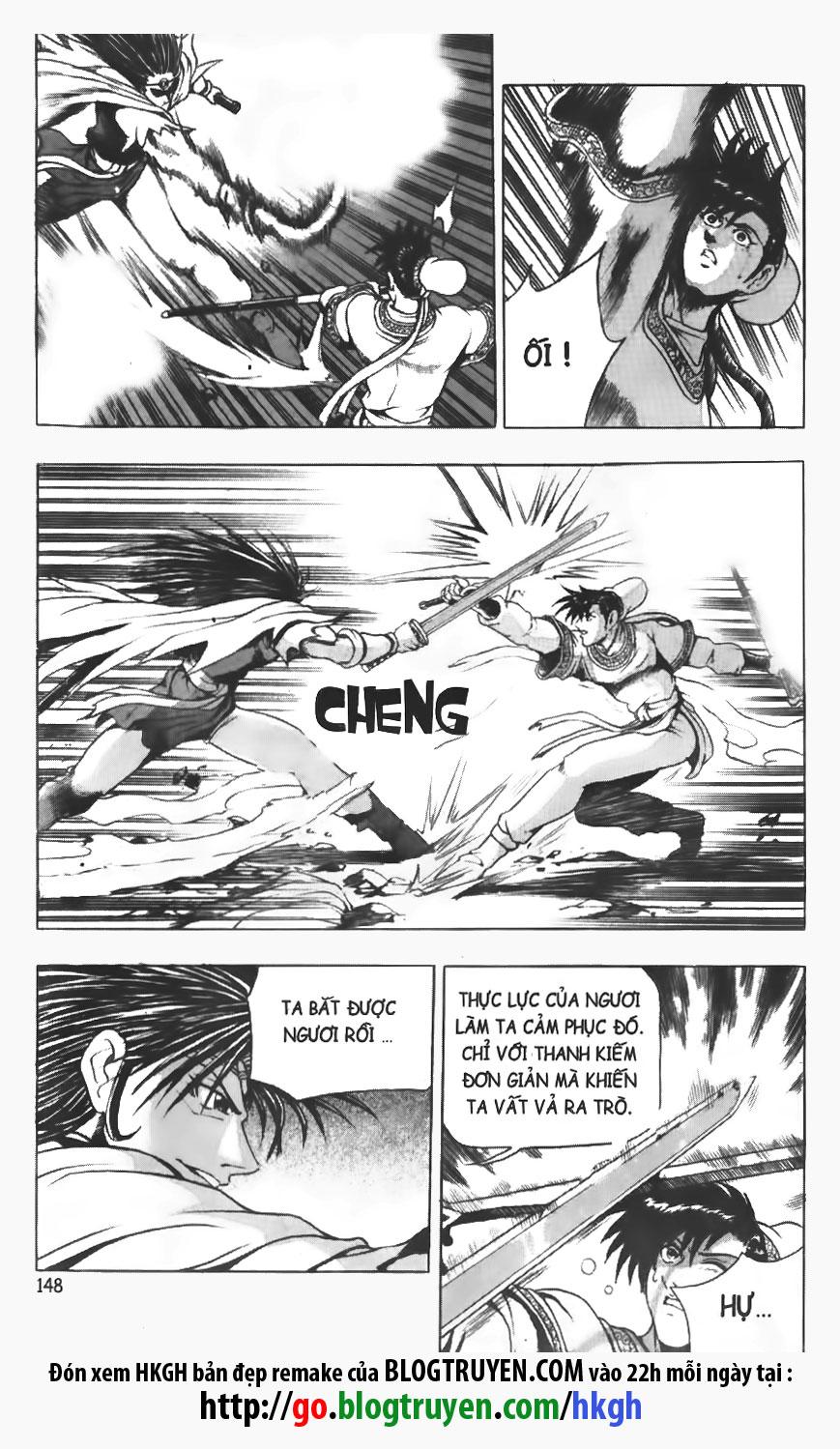 Hiệp Khách Giang Hồ - Hiệp Khách Giang Hồ Chap 101 - Pic 25
