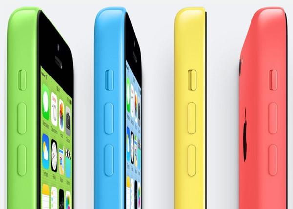 Adivina cuál es el color más vendido del iPhone-5C
