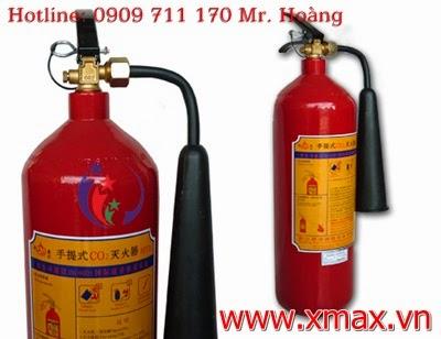Cung cấp các loại bình chữa cháy và phụ kiện thiết bị pccc giá rẻ Seasion 8