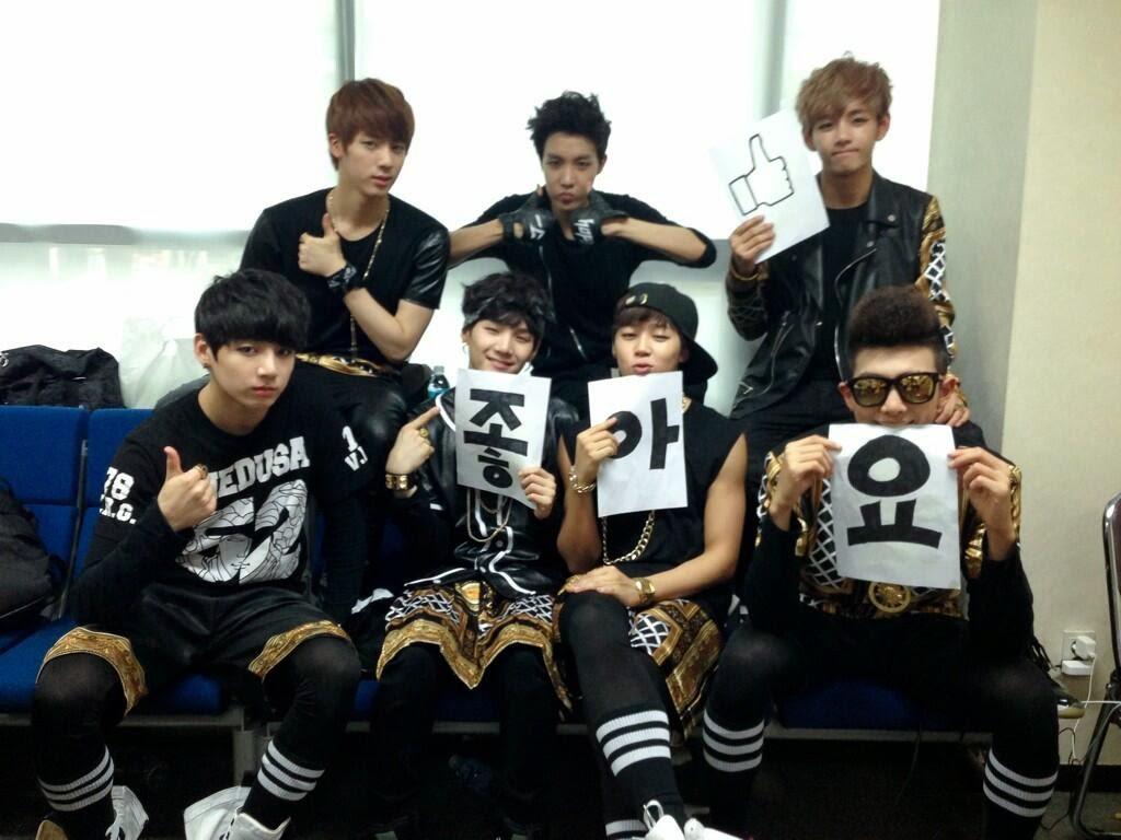 profil dan biodata BTS K-pop