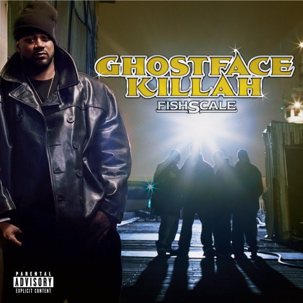 Ghostface Killah - Fishscale  Cover