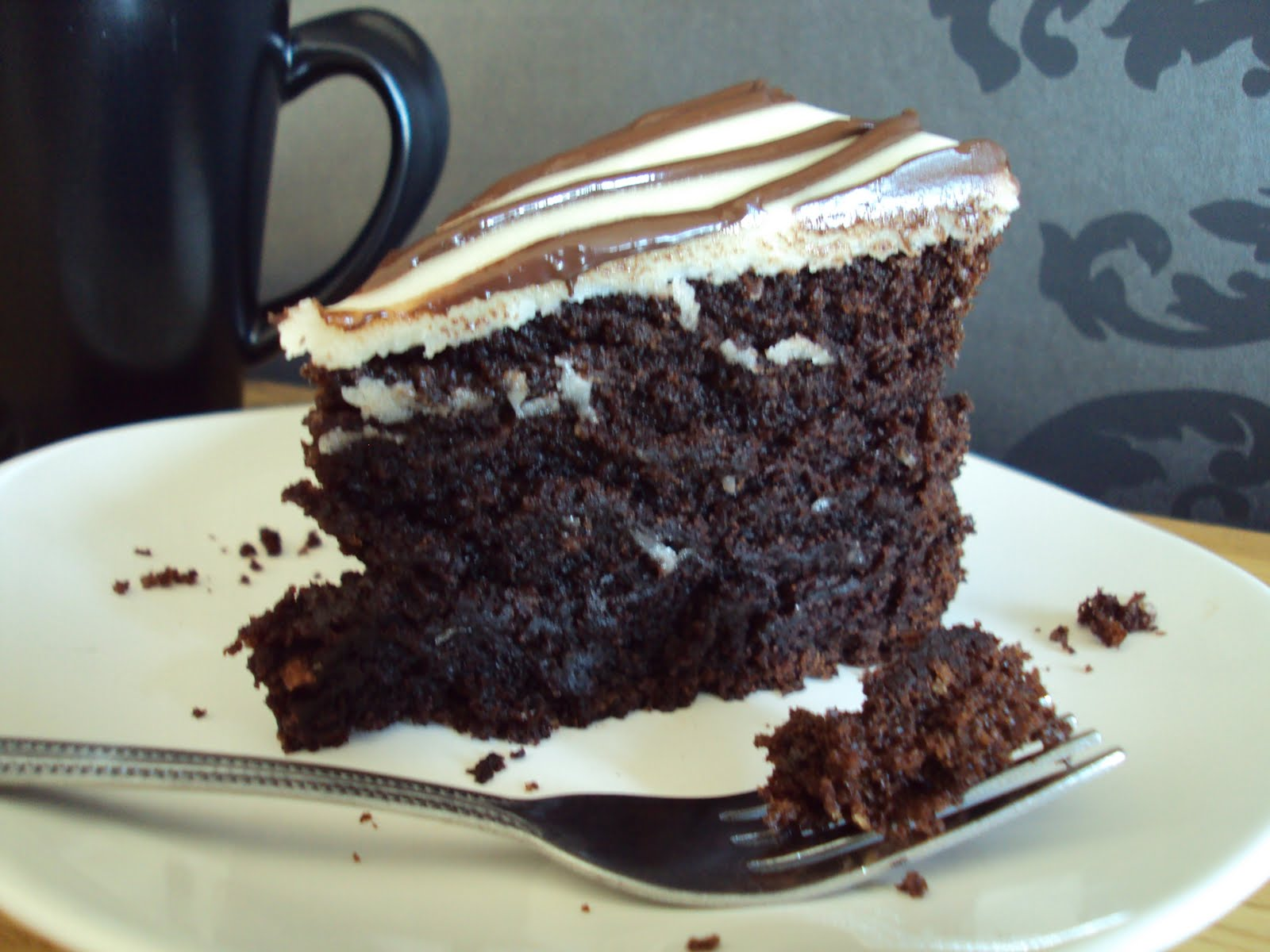 ups only chocolate guinness cake ingredients 250ml stout guinness ...