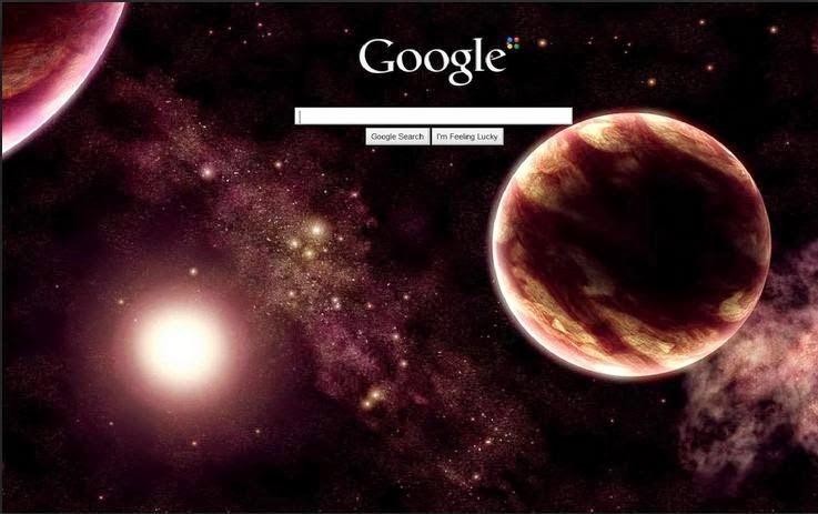 Cara melihat bintang bulan dan planet dengan google semua data