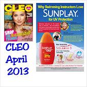 Cleo Magazine, April 2013