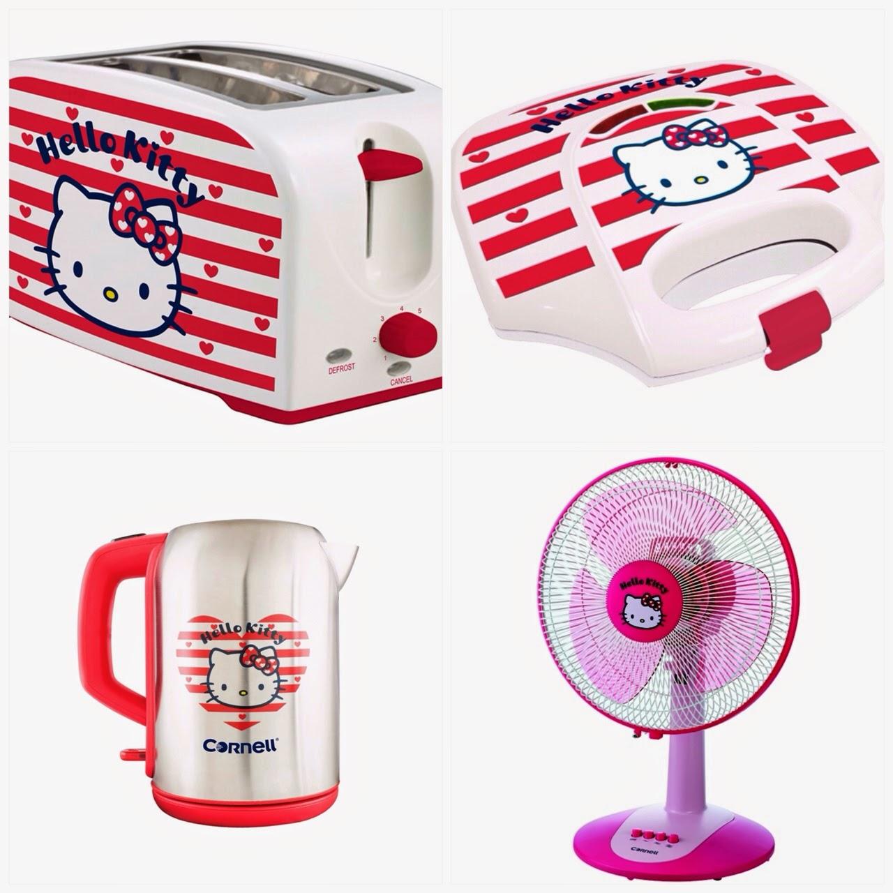 Hello Kitty Kitchen Appliances Malaysia Lifestyle Home Appliances ...