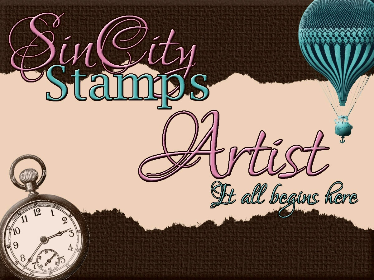 Sin City Stamps