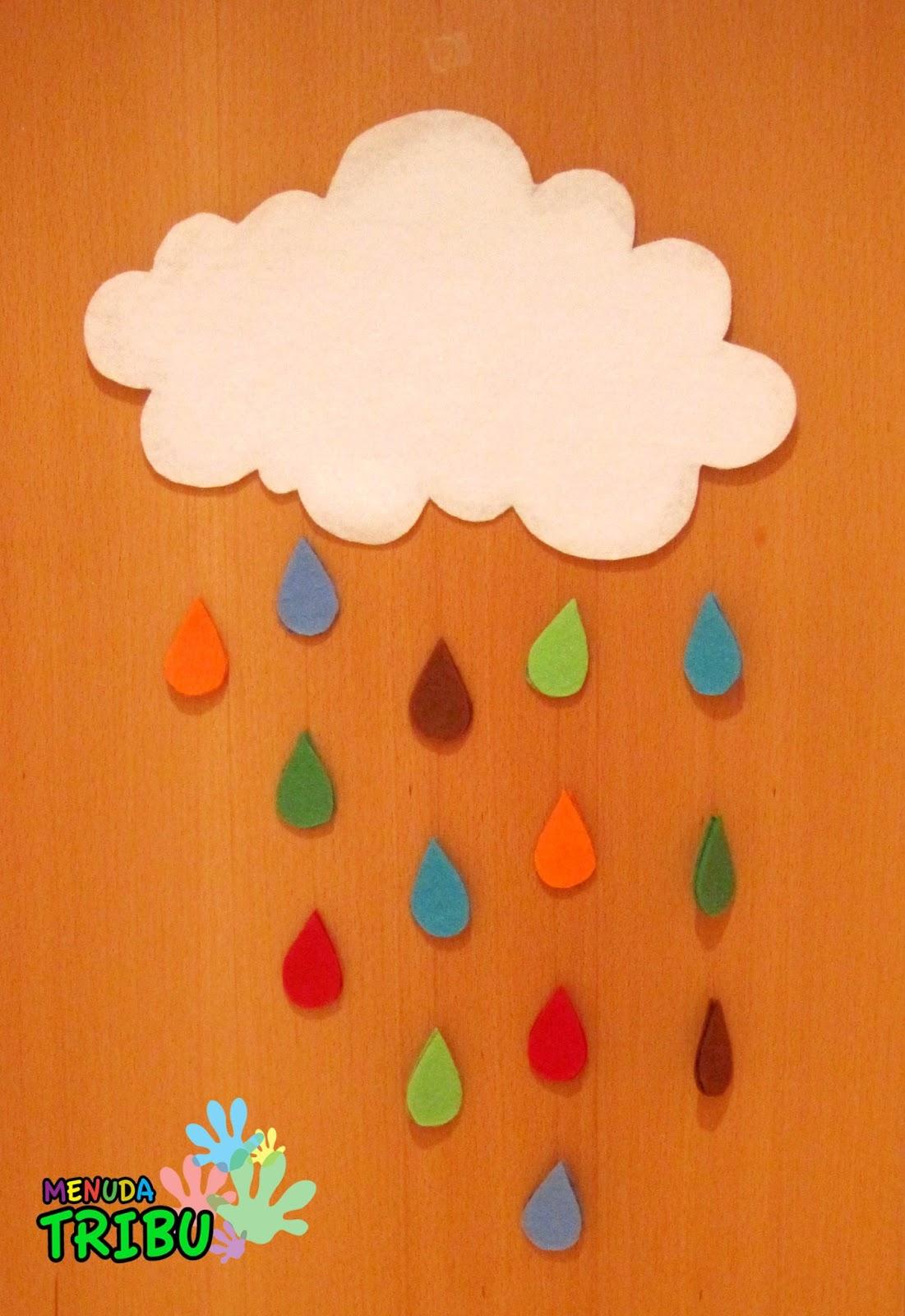 Menuda tribu creando en familia nube - Como hacer una nube ...