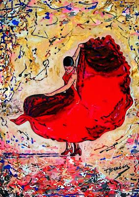 Passió estètica de Sara Baras (Toni Arencón Arias)