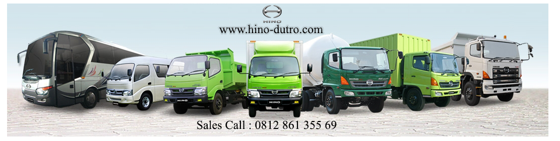 Sales Consultant Truk Hino, Hino Dutro dan Bus Hino