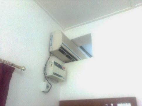 Indian Jugaad With AC