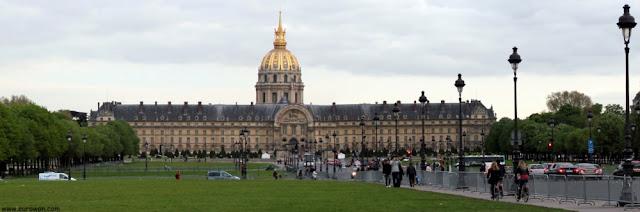Palacio de los Inválidos en París