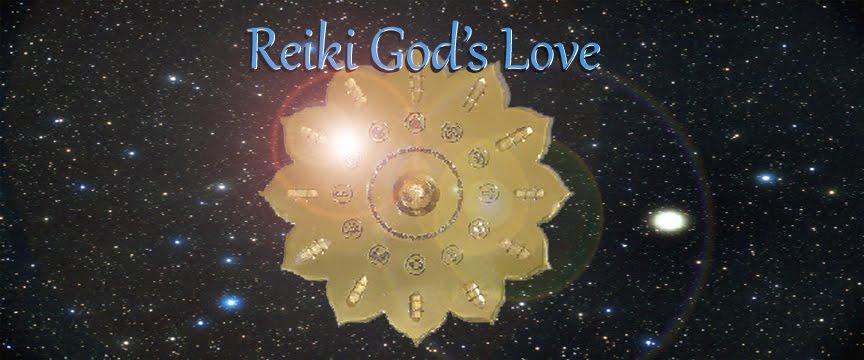 Reiki Gods Love