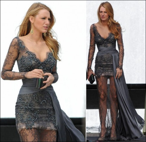 Only Shopping Blog Fashion Blogger Blake Lively Gli Outfit Pi Belli