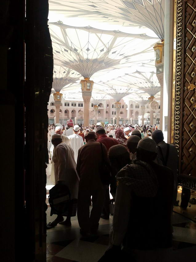 Welcome To My Pleasuredome Al Masjid Al Nabawi Madinah