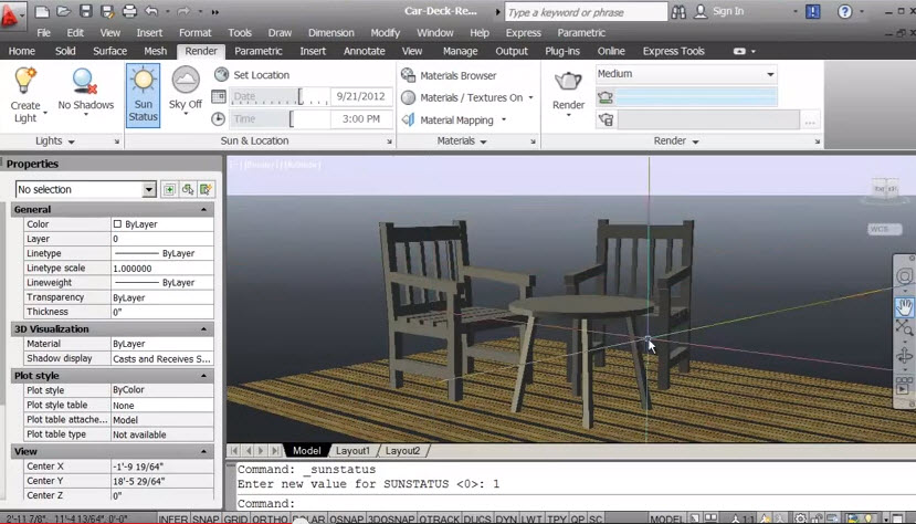 Video Tutorial How To Make Virtual Reality Rendering