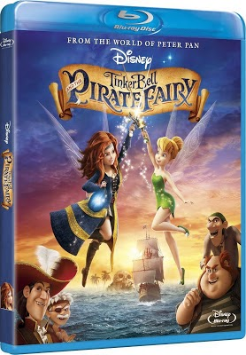 The Pirate Fairy (2014) 720p BDRip Dual Espa�ol Latino-Ingl�s