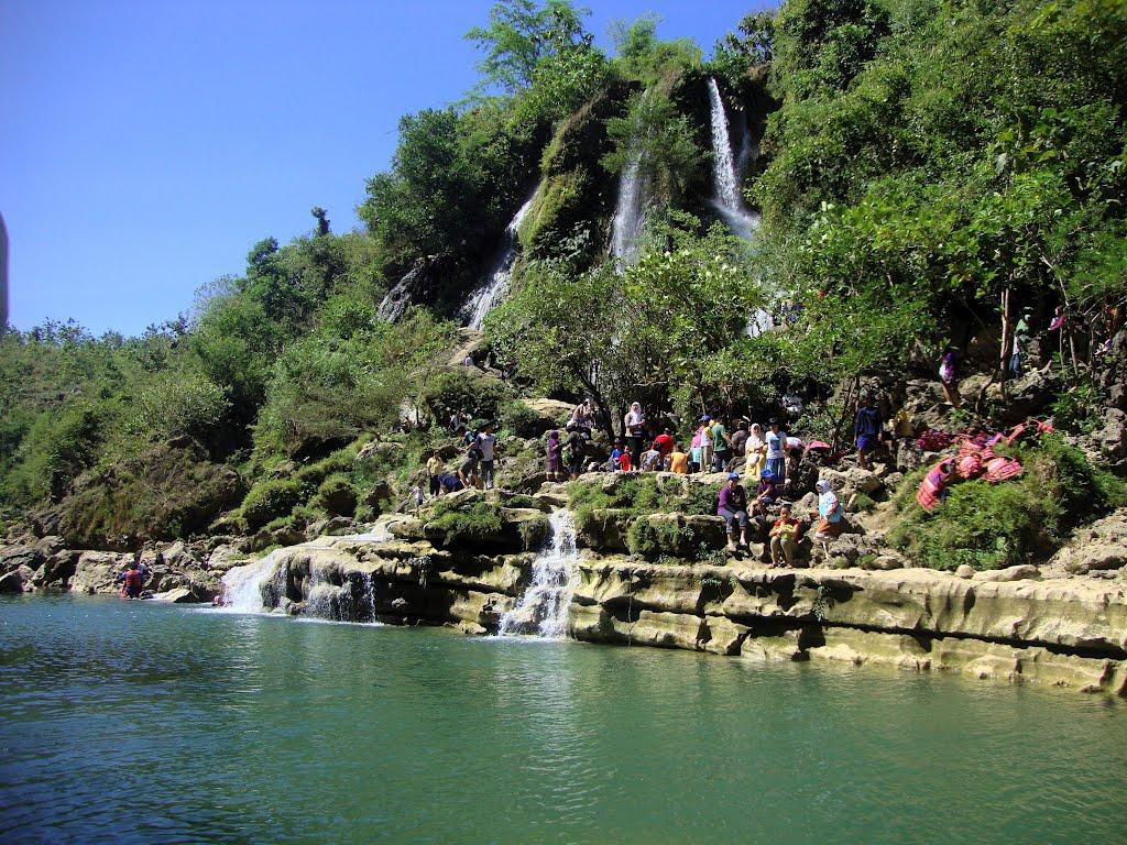 Nota Nurul: Air Terjun Sri Gethuk, Gunungkidul, Yogyakarta