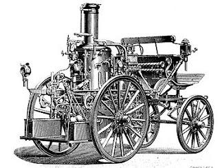 เครื่องจักรไอน้ำของเจมส์  วัตต์