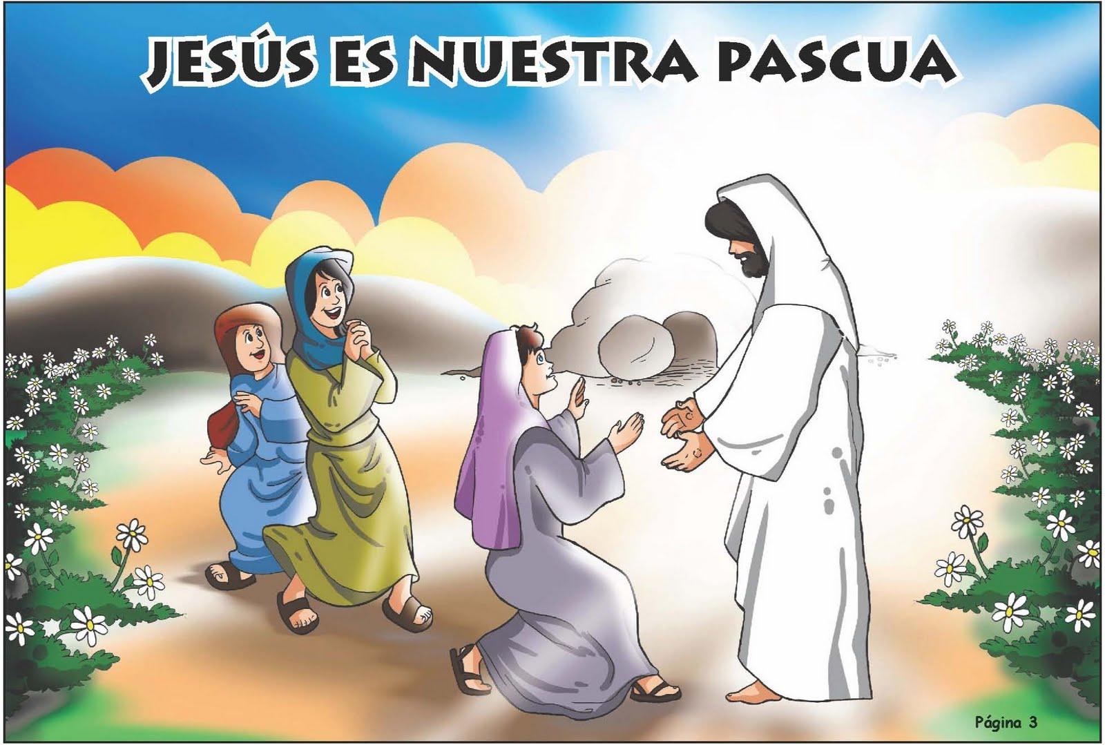 verdadero significado semana santa ver imagen: