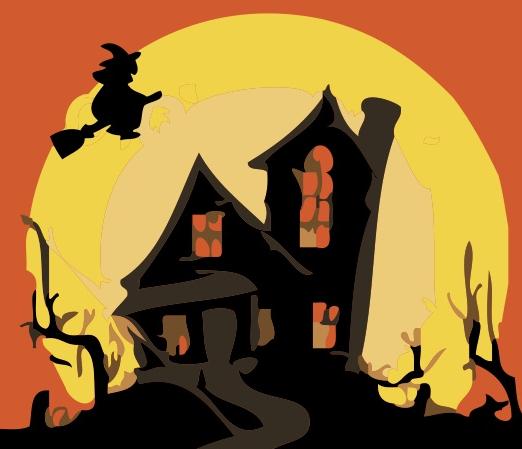 le caf colori halloween c 39 est mercredi. Black Bedroom Furniture Sets. Home Design Ideas