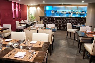 Best Karachi restaurants -  Fuchsia