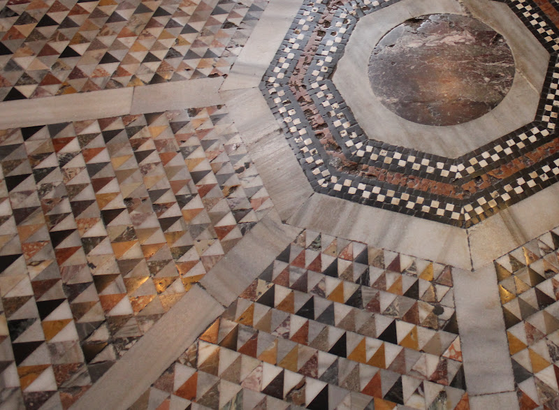 Marble Inlay Floor Gold : While i m waiting st mark s basilica