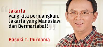 Biografi Basuki Tjahaja Purnama Ahok