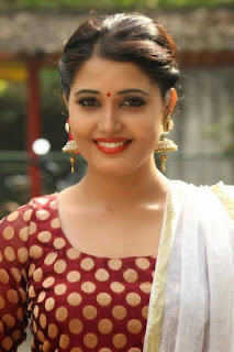 Tamil Actress Sandra Amy Picture Gallery at Thoppi Movie Audio Launch 9.JPG