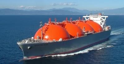 Δεύτερη παγκόσμια δύναμη σε πλοία LNG είναι ο ελληνόκτητος στόλος