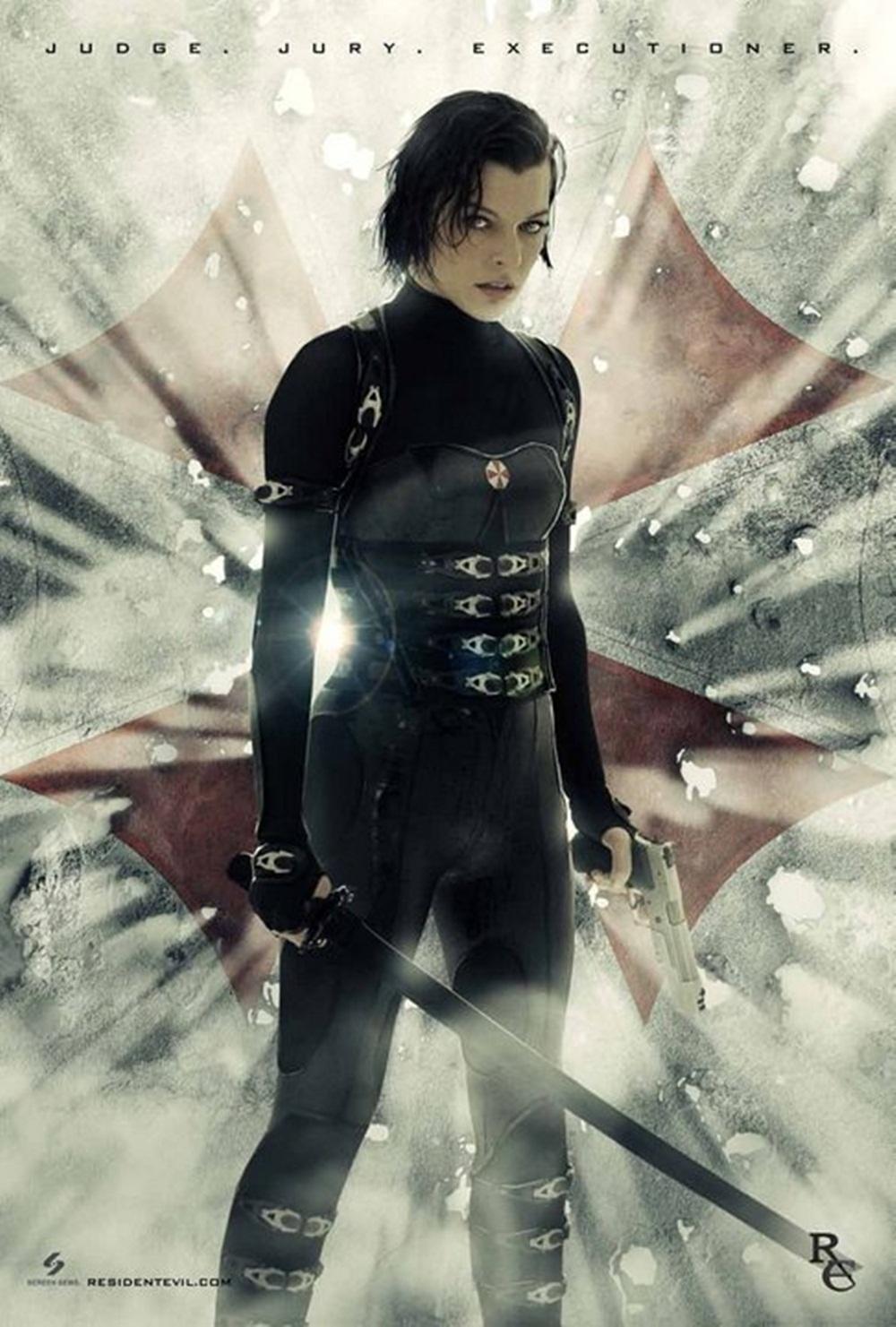 Resident Evil: Retribution (Venganza) 2012 RESIDENTT