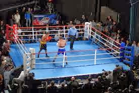 Boxing Ring Judge Placement