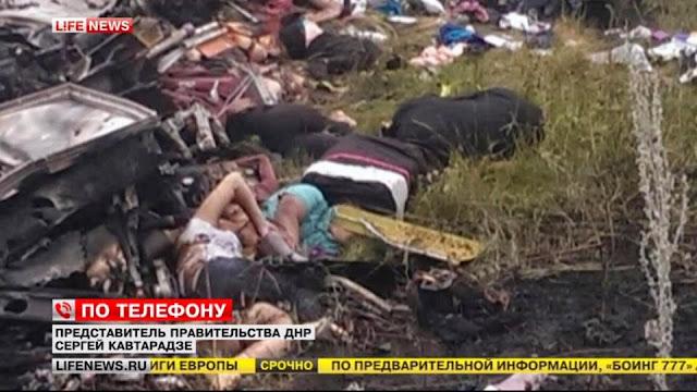 KISAH SEBENAR DISEBALIK TERHEMPASNYA MH17