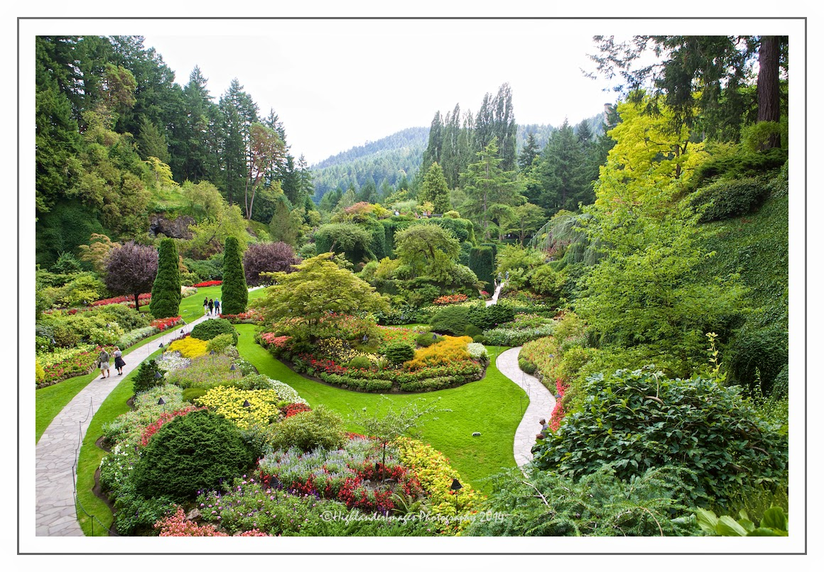 A Blogography Of Photography Butchart Gardens Brentwood Bay British Columbia