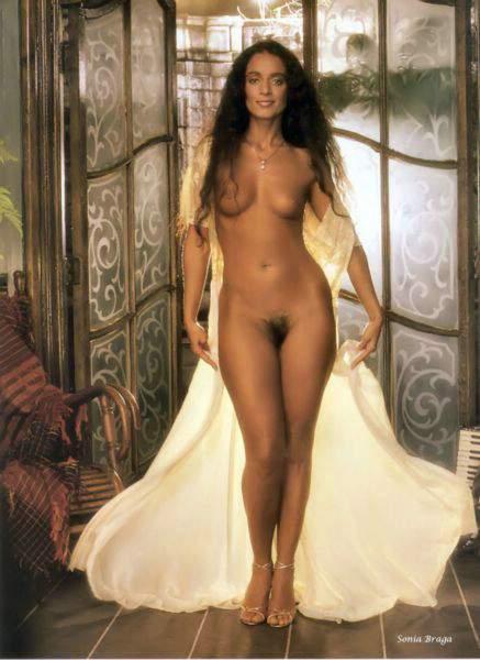 Sônia Braga na Playboy