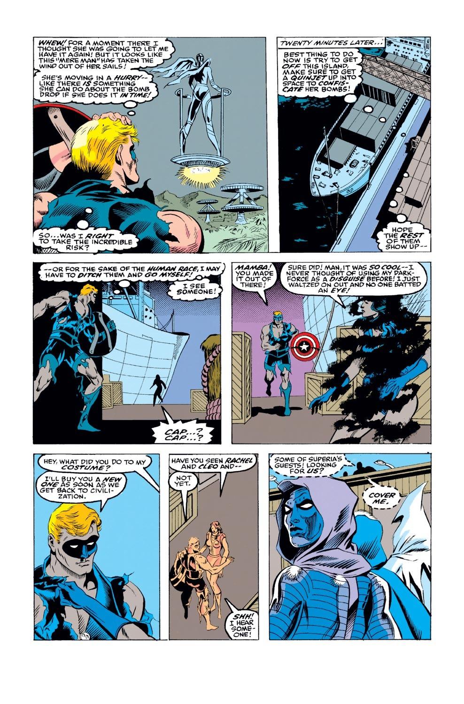 Captain America (1968) Issue #392 #325 - English 22