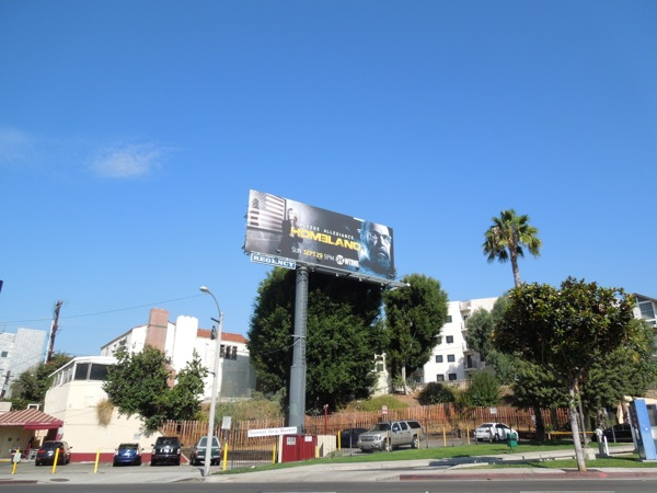 Homeland season 3 billboard