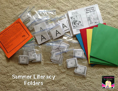 Literacy Packs