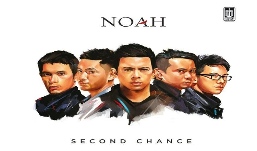 Kumpulan Lirik Lagu Terbaru NOAH di Album ke-2 (Second Chance)